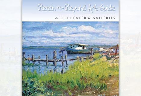 Beach & Beyond Art Guide