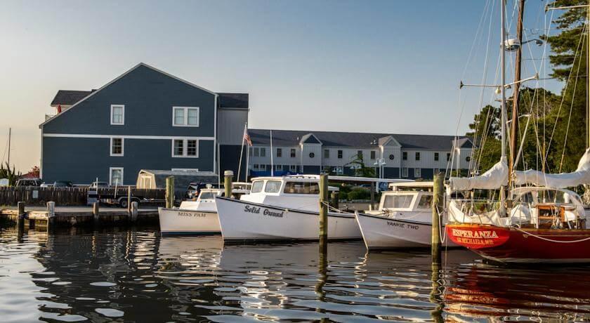 St. Michaels Harbour Inn