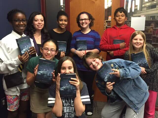 Maryland Writers' Association's Teen Club Program Wins Constellation Grant