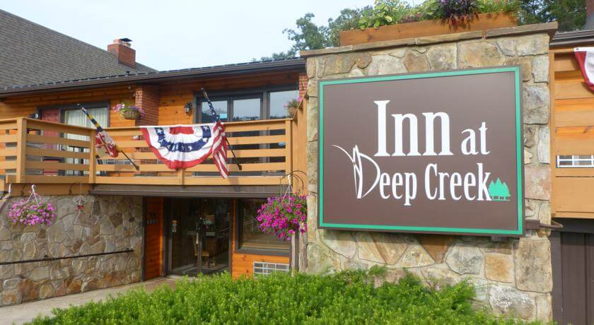 The Inn at Deep Creek