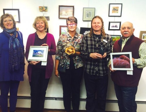 'Small Wonders' juried show winners announced