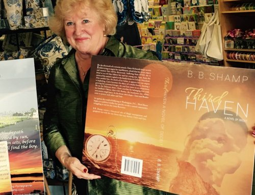 Maryland writer recognized by NFPW
