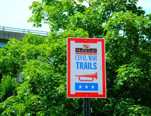 Maryland's Civil War Sites and Trails Mark Anniversaries